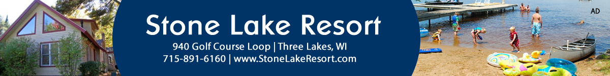 Stone Lake Resort Three Lakes