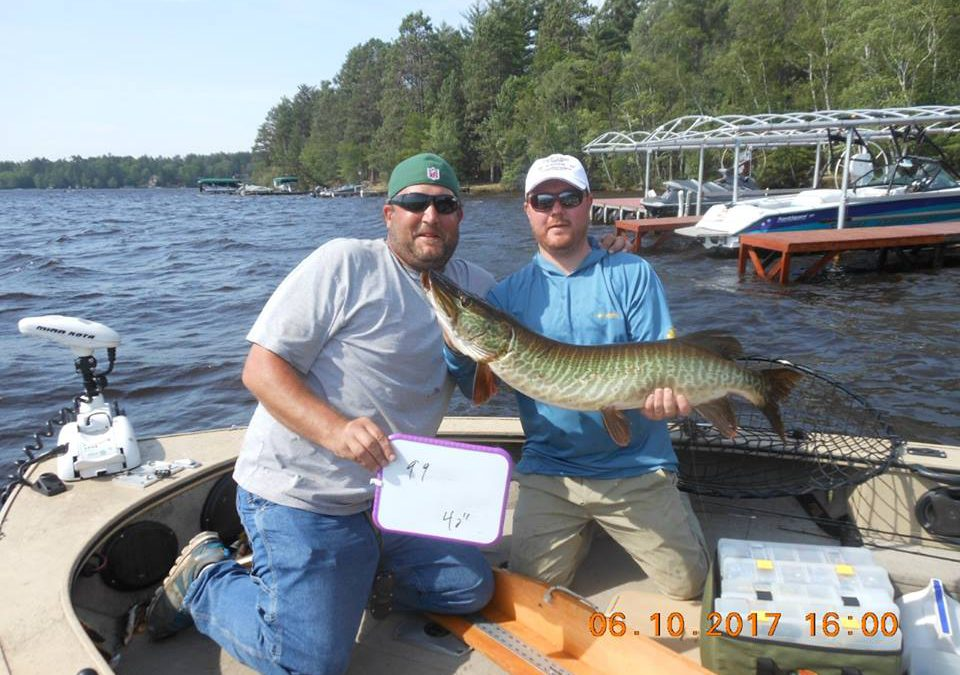 Three Lakes Fall Classic Muskie Tournament