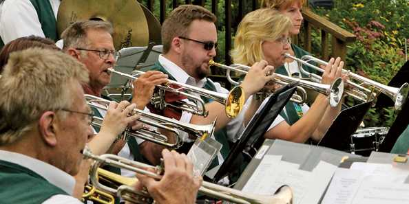 Nicolet Live! Rhinelander Area Community Band (Performing Arts Series)