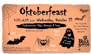 Oktoberfeast @ Black Forest Pub & Grille